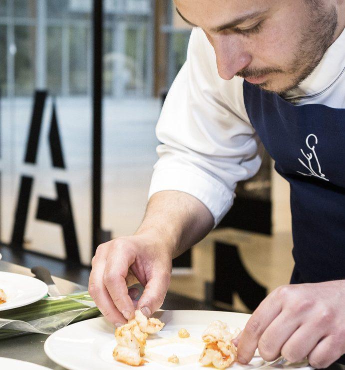 Gourmet 3D printed food restaurant pops up in London