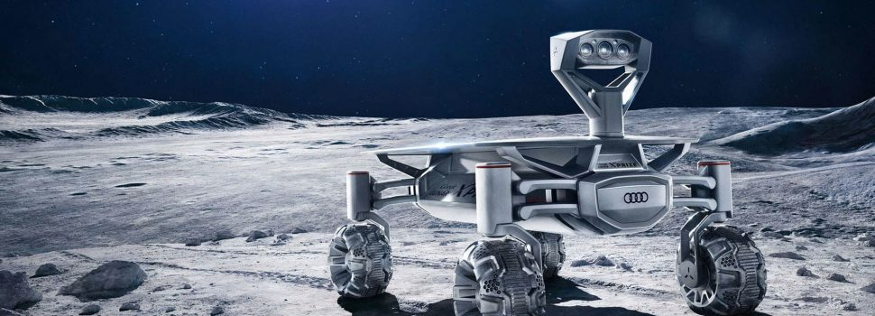 Audi puts its new Quattro Lunar Rover through its paces
