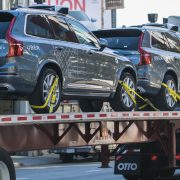 Ubers self-driving car fleet quits California and heads to Arizona