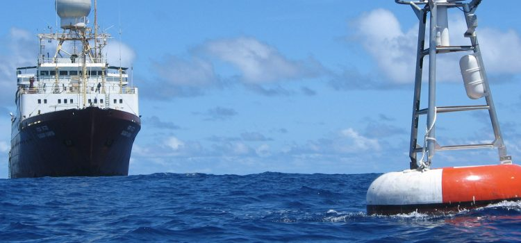 When satellites fall from the sky DARPA's new ocean network will still work