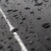 New solar panels generate electricity from rain