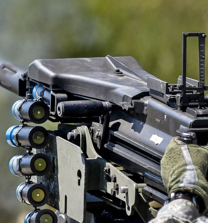 The US Army just 3D printed a grenade launcher and grenades