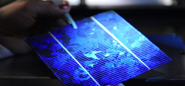 Scientists set new solar panel efficiency record
