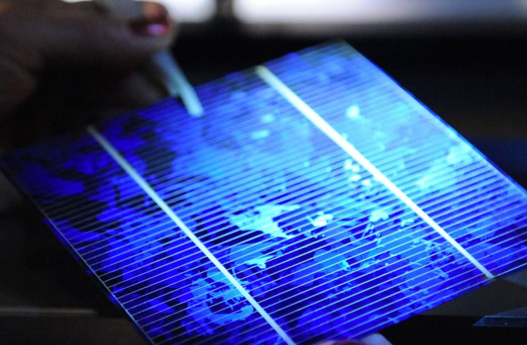 Scientists set new solar panel efficiency record