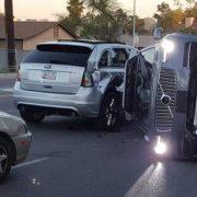Uber suspends entire self-driving car program after Arizona crash