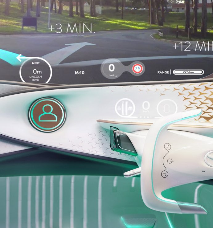 Toyota's latest third space concept car wants to be your friend