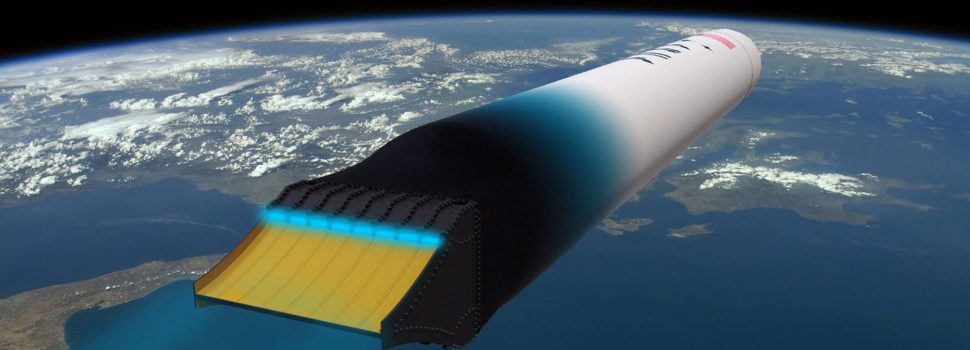 Revolutionary new single stage Aerospike powered rocket set for 2018 launch