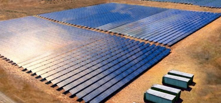 Australia is building the world's biggest solar farm