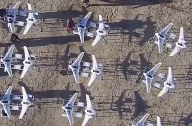 US General: 'Swarms of autonomous Hunter-Killer drones will lead Marines into battle'