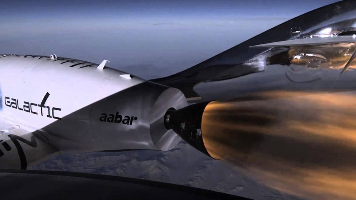 Branson announces Virgin Galactic will send tourists into space in 2018