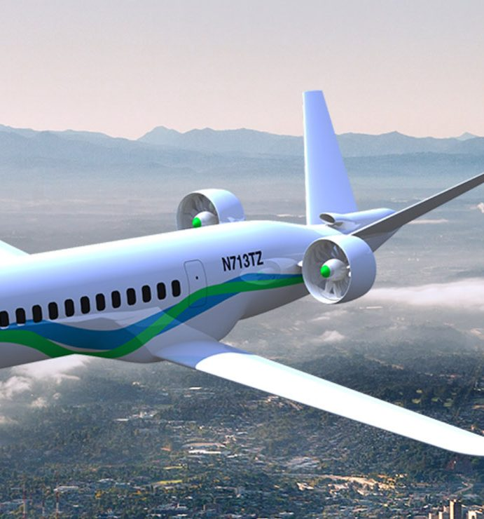 Fuel-less flights are on the horizon as electric aircraft taxi for take off
