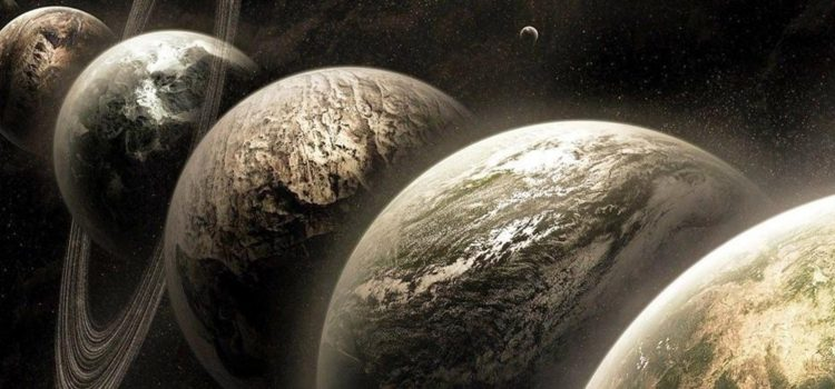 Scientists think they've found evidence of a parallel universe