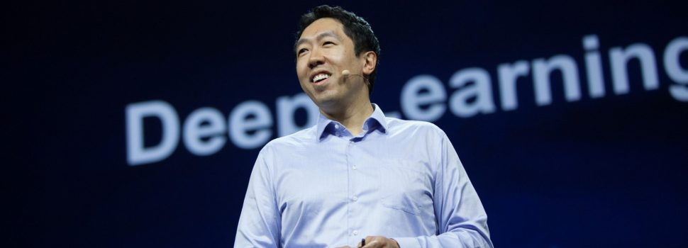 Andrew Ng has started a new AI company: DeepLearning.ai