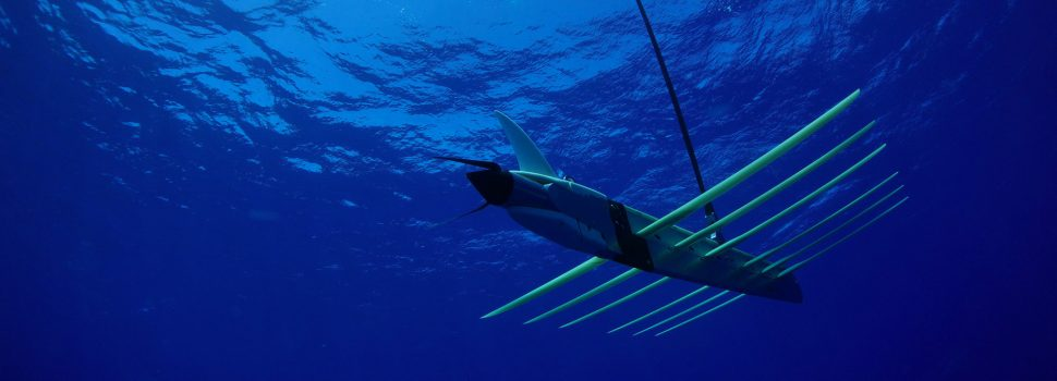 An ocean going drone is protecting the world's largest marine reserve