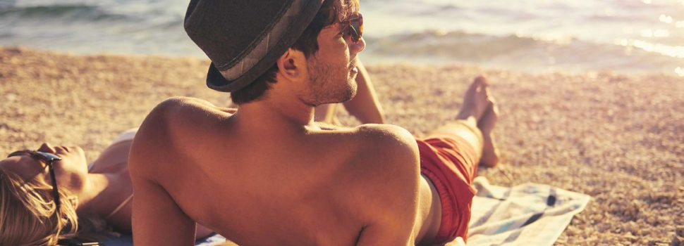 Cream that creates suntans without the sun also reduces cancer risk