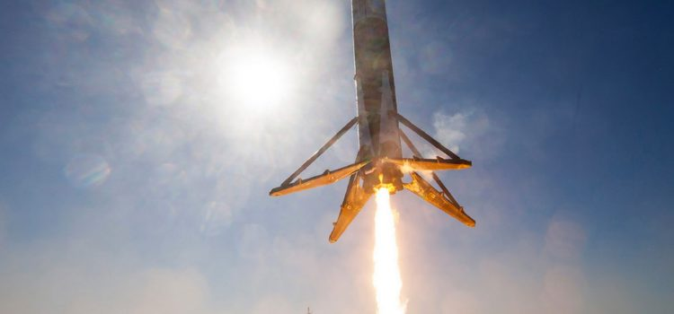 Watch: SpaceX sticks another great landing