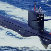 China shows off its revolutionary silent submarine engine