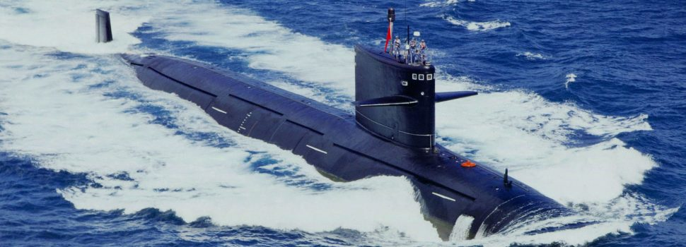 China shows off its revolutionary silent submarine engine