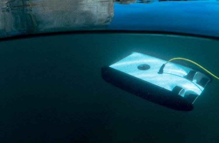 Revolutionary seawater powered battery gives underwater drones a big boost
