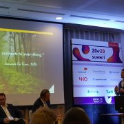 Futurist in London: The Future of Customer Experience, Marketforce CX20:20 Summit