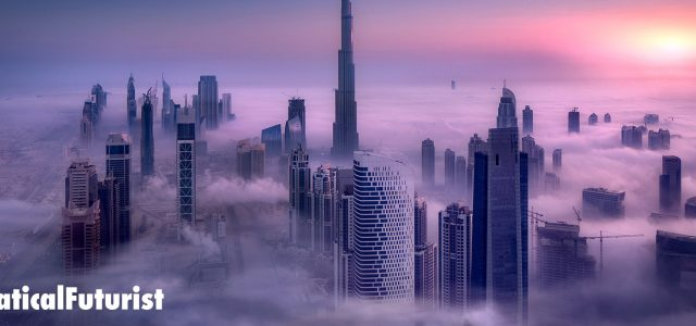 A quarter of Dubai's new buildings will be 3D printed by 2030