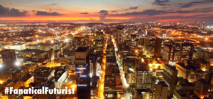 Futurist in Johannesburg: The Future of Innovation, ITWeb Enterprise Mobility Summit