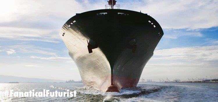 World's first autonomous cargo ship to enter service in 2018