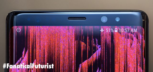 World's first holographic smartphone makes its debut