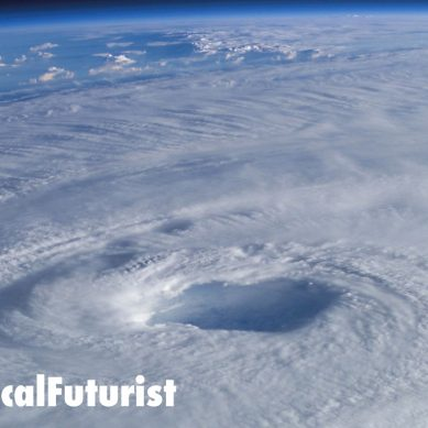 Hmmm, are scientists building the technology to stop Hurricanes?