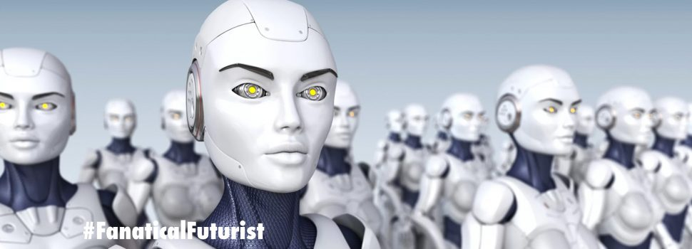 "World first as AI and Blockchain come together to boost ""Robot Intelligence"""