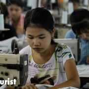 This new sewing robot will put 168 million children out of work