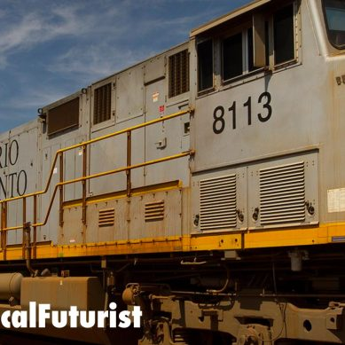 World's first fully autonomous freight train goes for a spin in Australia