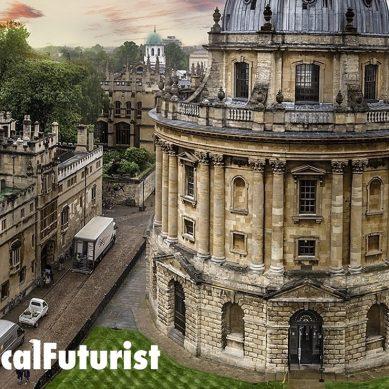 Futurist in Oxford: The Future of Disruption, University of Oxford