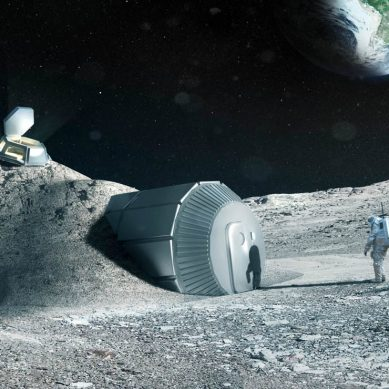 ESA lays out plans to build a village on the Moon