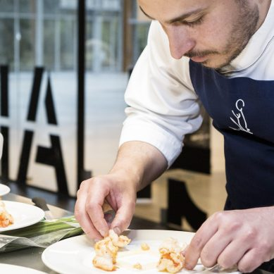 Gourmet 3D printed food restaurant pops up in London