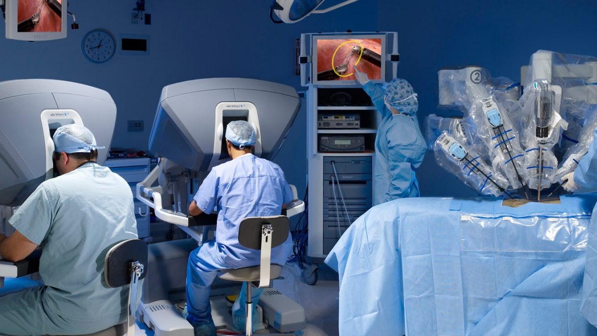 Robot surgeon STAR bests its human counterparts in world first