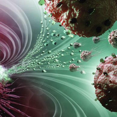 Scientists use swarms of nanobots to precisely target cancer