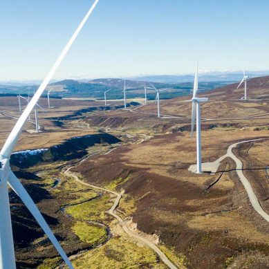 Renewable energy sources power up Scotland and Costa Rica