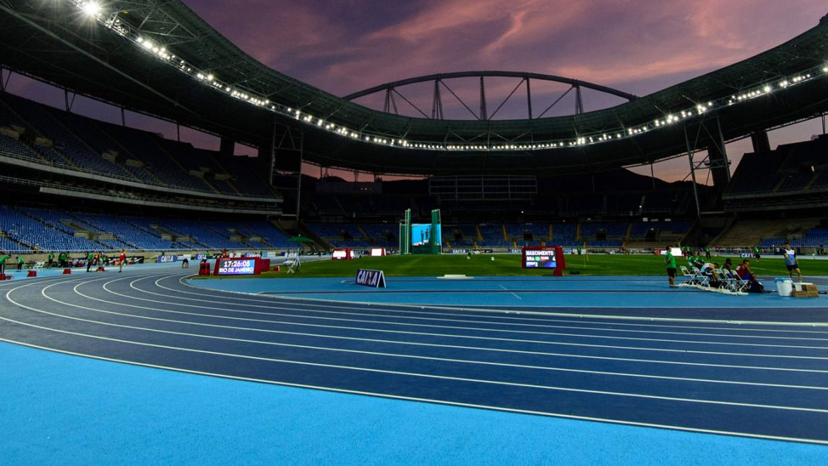 World records set to tumble on Rio 2016's nano-tech track