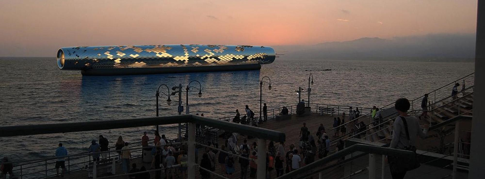 Californian sculpture desalinates 1.5 billion gallons of drinking water – Fanatical Futurist by International Keynote Speaker Matthew Griffin