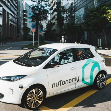 Singapore becomes the first country to deploy self-driving taxis