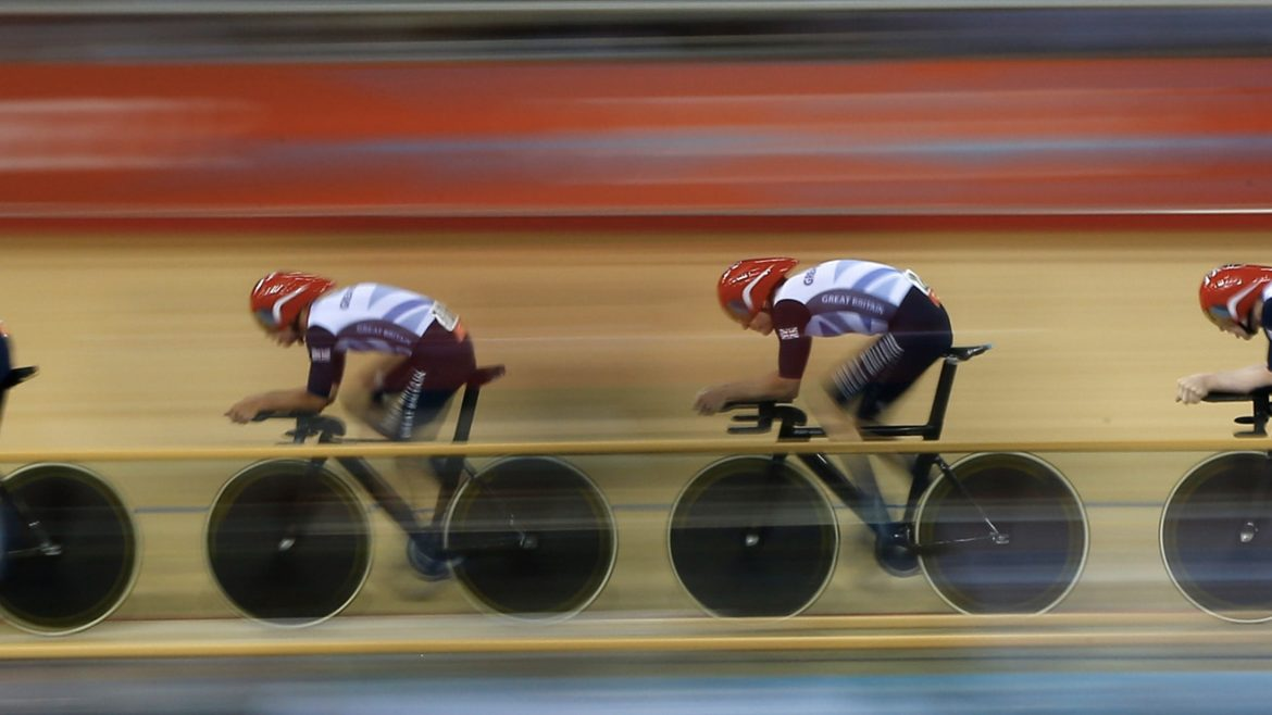 Team GB cyclists get ready to unveil their seven percent advantage at Rio 2016