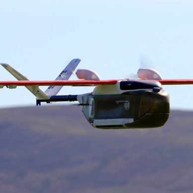 Zipline drones take to the skies to save lives
