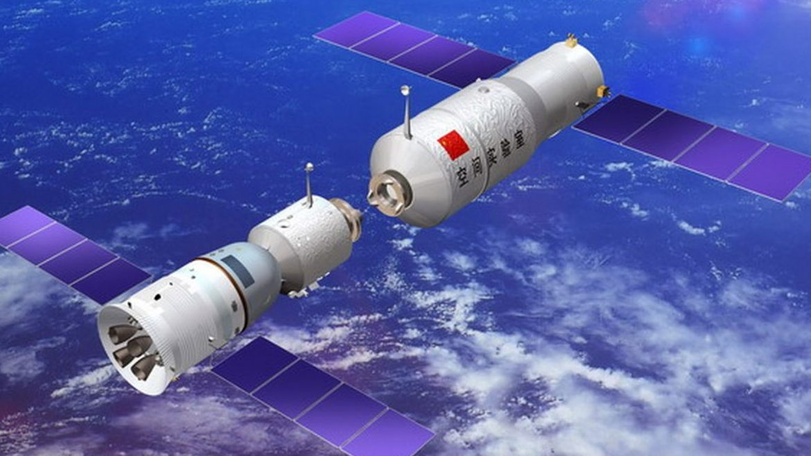 China launches Tiangong-2 space lab into orbit
