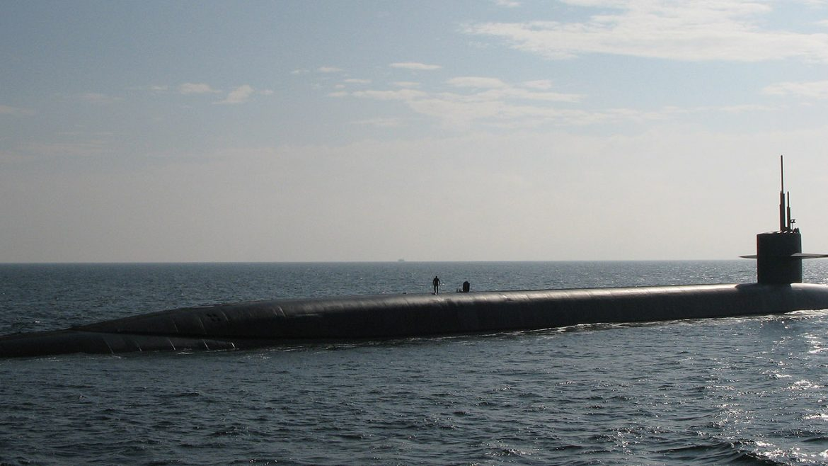 The US and China are developing supersonic submarines