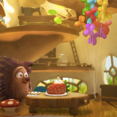 Oculus' virtual reality film Henry wins an Emmy