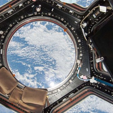 Take a glorious Hi Def tour of the International Space Station