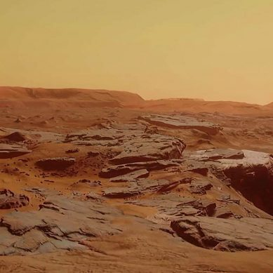 "NASA demos RASSOR their ""Blue collar"" robot that will mine Mars for rocket fuel"
