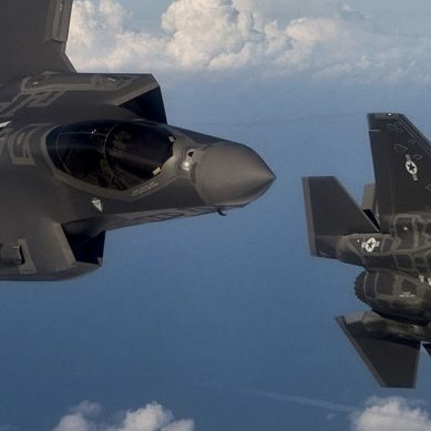 The US Marines want to build a fully autonomous F-35