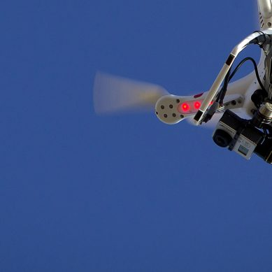 Drone ray gun gets FAA approval to take out drones at airports